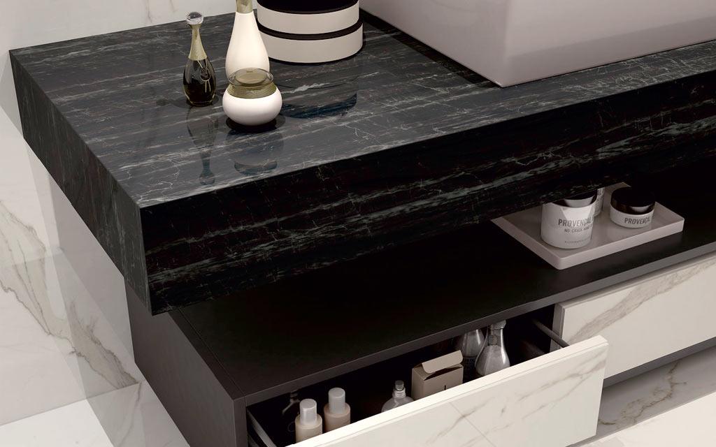 Moderner Waschbeckenunterschrank aus Elements